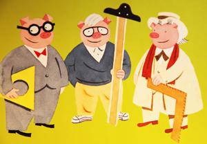 Les Trois Cochons architectes